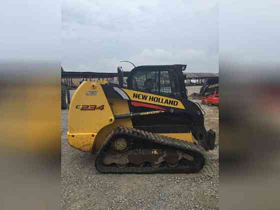 USED 2018 New Holland C234 Track Loader Chattanooga