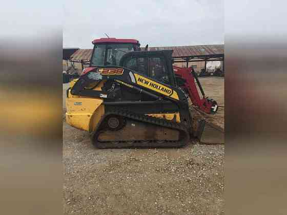 USED 2019 New Holland C245 Track Loader Chattanooga