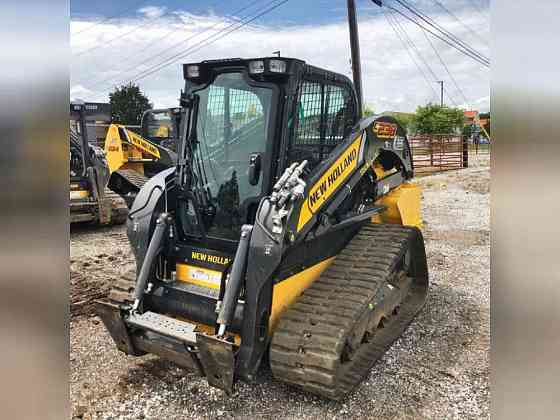 USED 2018 New Holland C238 Track Loader Chattanooga