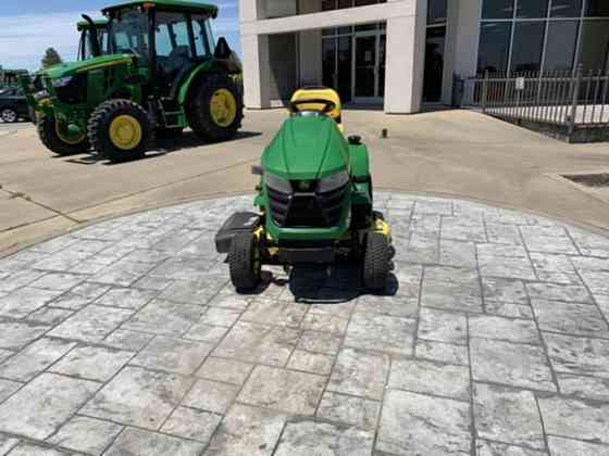 USED 2017 John Deere X350 Tractor Dyersburg