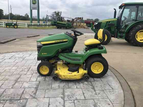 USED 2020 John Deere X380 Tractor Dyersburg