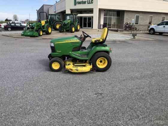 USED 2003 John Deere X485 Tractor Dyersburg