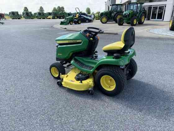 USED 2020 John Deere X390 Tractor Dyersburg