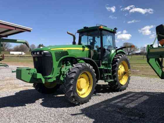 USED 2002 John Deere 8120 Tractor Dyersburg