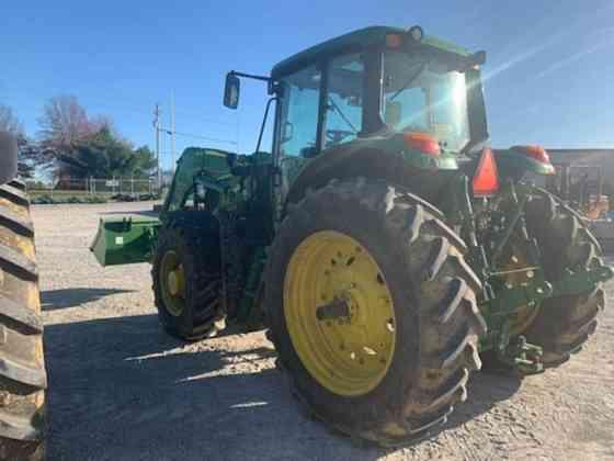 USED 2019 John Deere 6155M Tractor Dyersburg