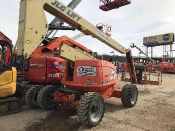 USED 2012 JLG 600AJ Boom Lift La Vergne