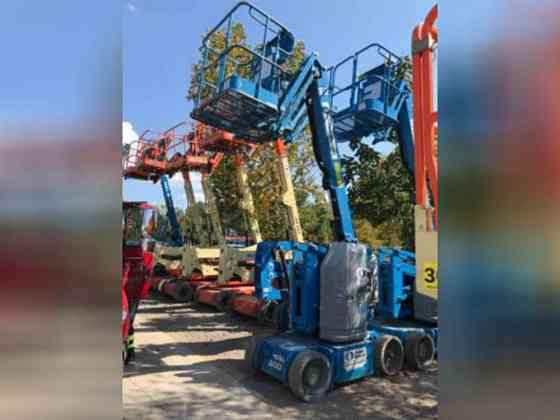 USED 2012 Genie Z-30/20N Boom Lift La Vergne