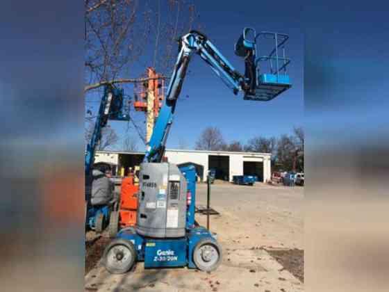USED 2012 Genie Z-30/20N RJ Boom Lift La Vergne