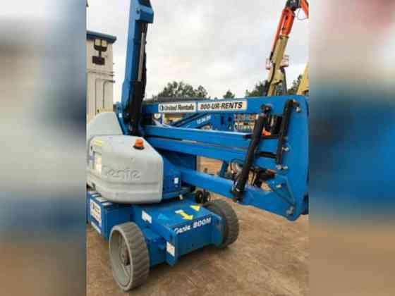 USED 2012 Genie Z-40/23N Boom Lift La Vergne