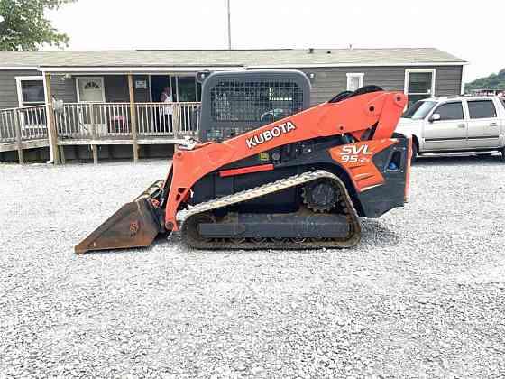USED 2019 KUBOTA SVL95-2S Skid Steer Johnson City, Tennessee