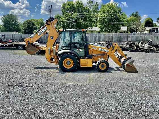 USED 2017 CASE 580N Loader Backhoe Johnson City, Tennessee