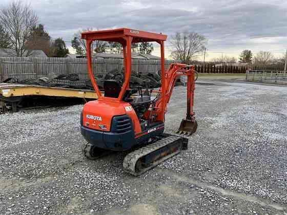 USED 2001 KUBOTA KX41-2V Excavator Johnson City, Tennessee