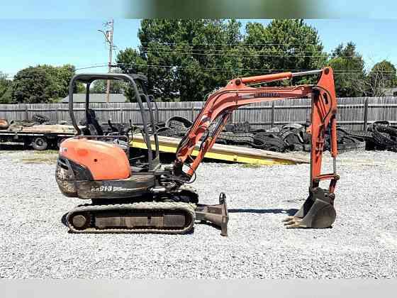 USED 2006 KUBOTA KX91-3 Excavator Johnson City, Tennessee