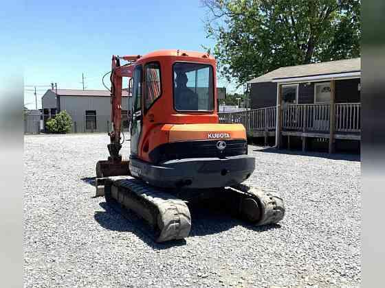 USED 2008 KUBOTA KX161-3 Excavator Johnson City, Tennessee