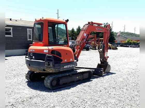 USED 2008 KUBOTA KX121-3 Excavator Johnson City, Tennessee