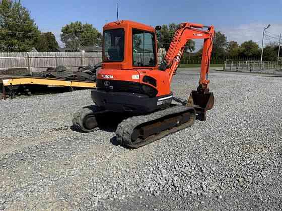 USED 2004 KUBOTA KX161-3 Excavator Johnson City, Tennessee