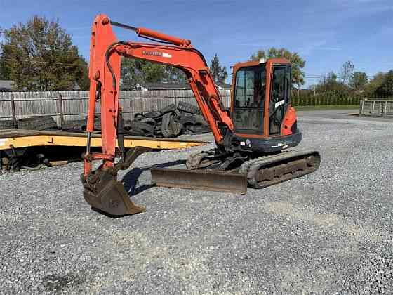 USED 2006 KUBOTA KX161-3 Excavator Johnson City, Tennessee