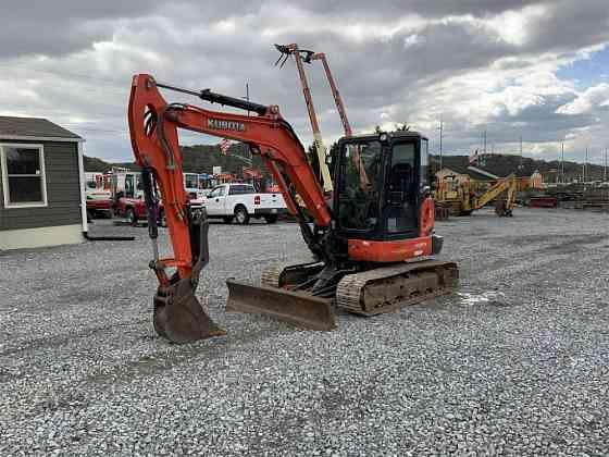 USED 2013 KUBOTA KX057-4 Excavator Johnson City, Tennessee