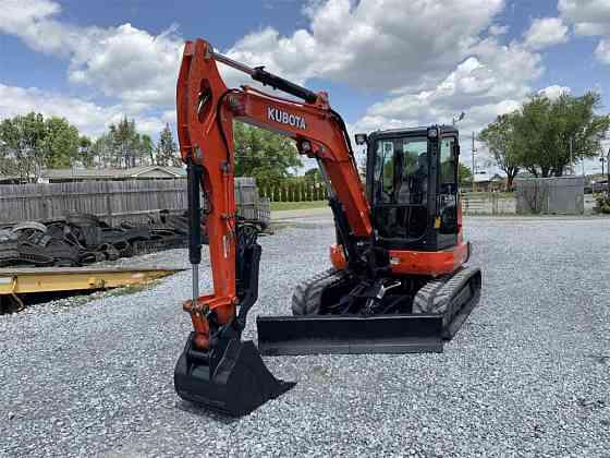 USED 2017 KUBOTA KX057-4 Excavator Johnson City, Tennessee