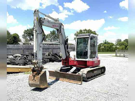 USED 2014 TAKEUCHI TB180FR Excavator Johnson City, Tennessee