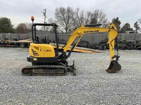 USED 2019 NEW HOLLAND E37C Excavator Johnson City, Tennessee