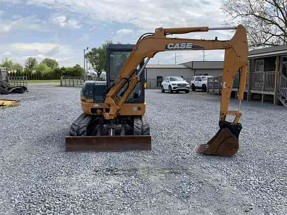 USED 2013 CASE CX55B Excavator Johnson City, Tennessee