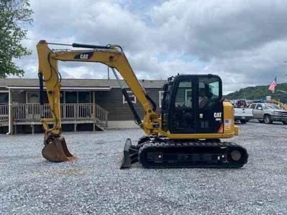 USED 2017 CATERPILLAR 308E2 CR Excavator Johnson City, Tennessee