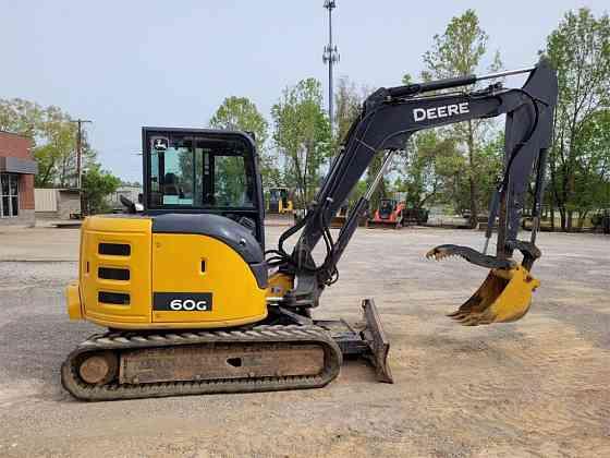 USED 2016 DEERE 60G Excavator Jackson, Tennessee
