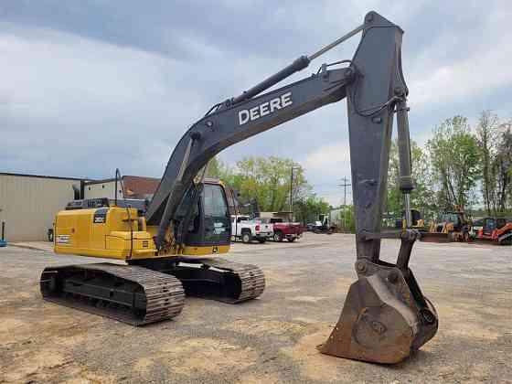 USED 2012 DEERE 210G LC Excavator Jackson, Tennessee