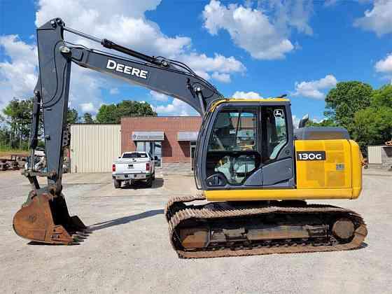 USED 2018 DEERE 130G Excavator Jackson, Tennessee