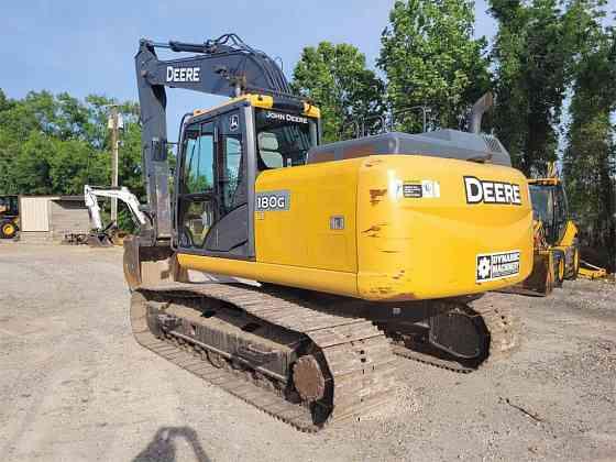 USED 2018 DEERE 180G LC Excavator Jackson, Tennessee
