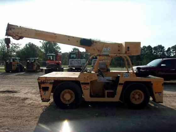 USED 2006 BRODERSON IC80-3G Crane Livingston