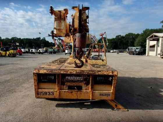 USED 2009 BRODERSON IC80-2H Crane Livingston