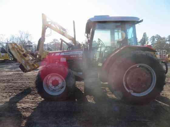 USED 2015 MASSEY FERGUSON 593 Tractor Livingston