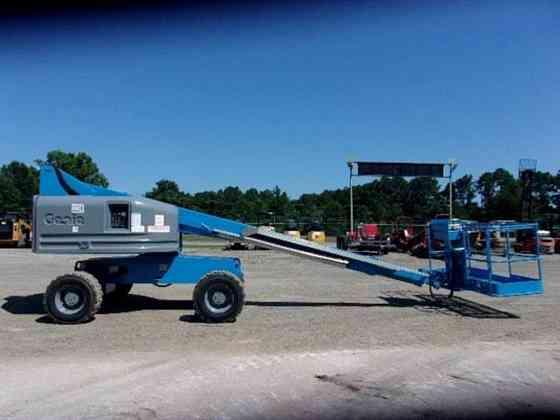 USED 2012 GENIE S40 Boom Lift Livingston