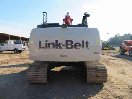 USED 2018 LINK-BELT 210 X4 Excavator Livingston