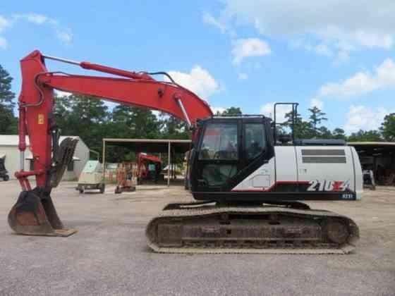 USED 2019 LINK-BELT 210 X4 Excavator Livingston