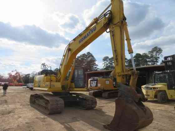 USED 2016 KOMATSU PC210 LC-11 Excavator Livingston