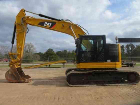 USED 2016 CAT 325FL Excavator Livingston