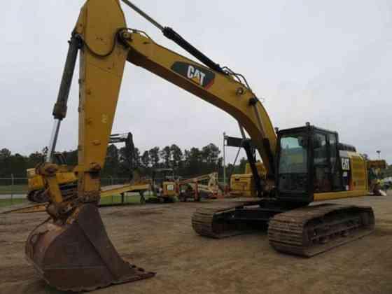 USED 2018 CATERPILLAR 326FL Excavator Livingston