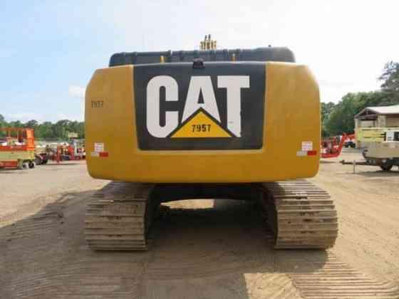 USED 2016 CATERPILLAR 330FL Excavator Livingston