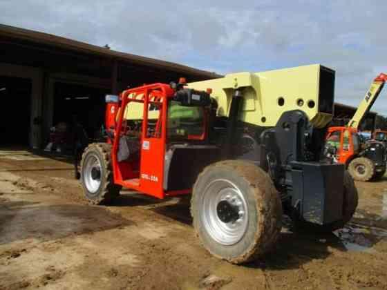 USED USED 2012 JLG G10-55A Telehandler Livingston