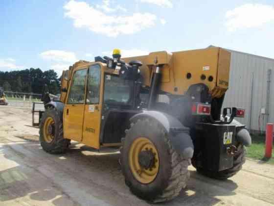 USED 2010 CATERPILLAR TL1255 Telehandler Livingston