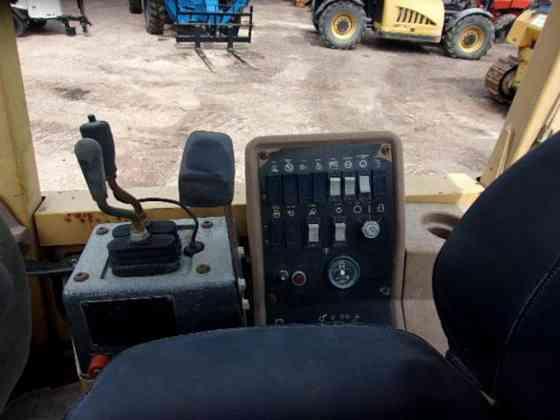 USED 2000 CATERPILLAR 924F Wheel Loader Livingston