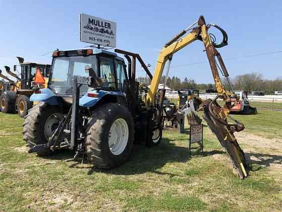 USED 1999 NEW HOLLAND TS100 Tractor Dallas
