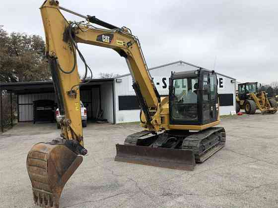 USED 2015 CATERPILLAR 308E2 CR Excavator Dallas