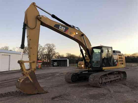 USED 2015 CATERPILLAR 329FL Excavator Dallas