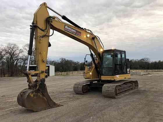 USED 2016 CATERPILLAR 325FL Excavator Dallas