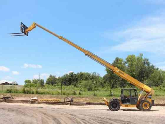 USED 2012 GEHL DL11-55 Telehandler Weatherford