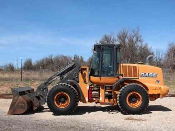 USED 2015 CASE 721F XT Wheel Loader Weatherford